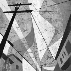 Animator takes on Acrylic : Pete Oswald's Westside