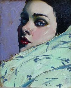 Malcolm Liepke...dont know if i like this or not