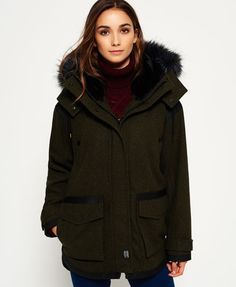 WHY is this sold out? I want it. In black too. #parkas