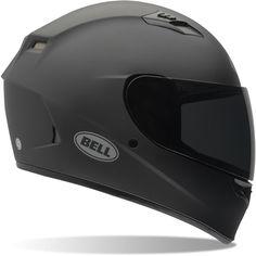 Bell Qualifier Matte Black Helmet - Motorcycles508