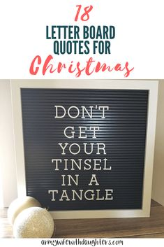 18 Quotes and sayings For Your Letter Board: Christmas Edition. Complete your Christmas decor by adding these sayings to your letter board this holiday season. sayings 18 Letter Board Quotes For Christmas Christmas Signs, Christmas Humor, Christmas Decorations, Holiday Quotes Christmas, Holiday Meme, Christmas Ideas, Holiday Wishes, Holiday Recipes, Merry Christmas