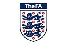 The FA – England Football Association Logo England Football Badge, England National Football Team, National Football Teams, England Badge, England Shirt, Football Team Logos, Soccer Logo, World Football, Sports Logos
