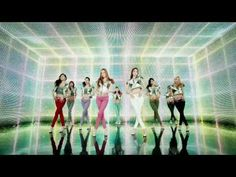 GIRLS`GENERATION 少女時代_GALAXY SUPERNOVA