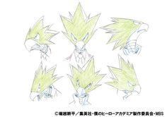 Boku no Hero Academia || Tokoyami Fumikage