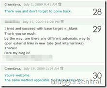 How to Number Comments in Blogger