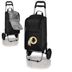 Washington Redskins Cart Cooler By Picnic Time