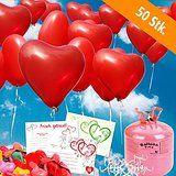 helium herzballons