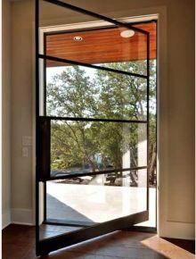 Pivot Steel Door Gallery