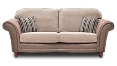 Buy Fabric 2 seater standard back sofa with choices of other matching items from the Sofa Factory Avalon range. With a choice of different colours and patterns. Sofa Factory, Buy Fabric, Carpets, Love Seat, Range, Couch, Colours, Throw Pillows, Living Room