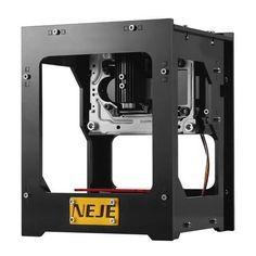 Laser Engraver Printer NEJE DK - BL https://seethis.co/z3POO2/
