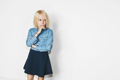 Image 1 of Look 14 from Zara