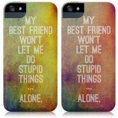 Birthday Gifts For Bff Ideas Phone Cases 47 Ideas Best Friend Cases, Diy Best Friend Gifts, Friends Phone Case, Best Friend Day, Birthday Quotes For Best Friend, Bff Gifts, Best Friend Quotes, Bff Iphone Cases, Bff Cases