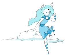 Cloud princess :-)