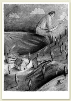 marianne engedal on Behance Francisco Goya, Georges Braque, Black And White Illustration, Painting Patterns, Illustration Art, Childhood, Drawings, Kingston, Sketch