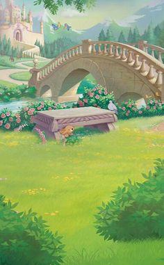 Love Cartoon House, Hd Background Download, Cartoon Pics, Cartoon Picture, Fairytale Art, Mural Painting, Disney Art, Iphone Wallpaper, Scenery