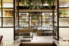 Food Store   新光三越   Knott. InteriorDesign #shinkongmitsukoshi#XinyiA8-B2F#新光三越#信義新天地A8館 B2F#百貨店#departmentstore#インテリアデザイン#interiordesign