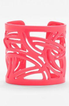 Moschitto Designs Cutout Geometric Cuff | #Nordstrom