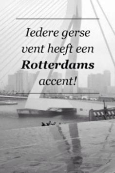 Helemaal waar Rotterdam, About Me Page, Holland, Dutch, The Neighbourhood, Funny Quotes, Europe, Humor, City