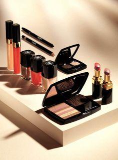 Chanel Makeup Summer 2012