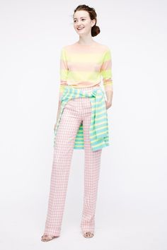 The beauty of pastels and preppy. J.crew.