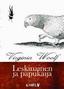 Ullan Luetut kirjat: Virginia Woolf Leskinainen ja papukaija Virginia Woolf, Fictional Characters, Fantasy Characters