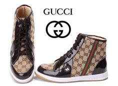 Men GUCCI High 40-47 Shoes - 0003