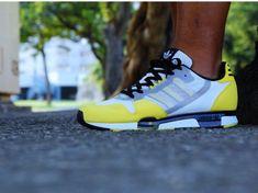 adidas Originals ZX 800: Yellow Zest