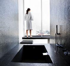 Our Aqua tile will surely have you relaxing in no time.  #terrainmaterials  Visit terrainmaterials.com  #designinspiration #interiors #interiordesign #tileart #interiors #interiordecor #homedesign #floordesign #homeinspo #interiorstyle #interiorideas #tiledesign #homestyle #tileaddiction #homedecor #instadesign #homeinterior #moderndesign #moderninterior #tile #modernhome #tiles #tilestyle #homedeco #tilelove #floortiles #homeinspiration #instahome #tilework by terrainmaterials