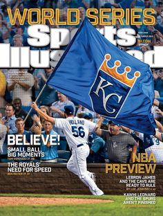 Kansas City Royals 2014 - Small Ball, Big Moments! #beroyal #takethecrown…