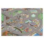 Spielmatte Auto-Teppich 'Straßen' in 2 Größen