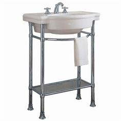 Found it at Wayfair - Retrospect Console Table with Bathroom Sink