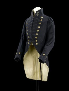 Royal Naval uniform: pattern 1825-32 - National Maritime Museum