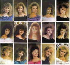 80s Big Hair, 1980s Hair, Love Is My Religion, 80s Kids, My Youth, Vintage Photographs, 80s Fashion, Retro, Senior Pictures