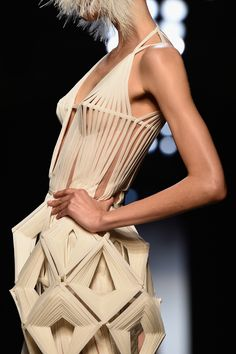 Jean Paul Gaultier : Runway - Paris Fashion Week - Haute Couture S/S 2015