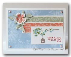 Up in the Air by Bengelmama - Cards and Paper Crafts at Splitcoaststampers