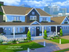 The Halstead is a family home built on a 40 x 30 lot in Newcrest on the Rippling…