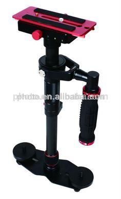 reflex camera stabilizer:  1.Carbon fiber material  2.Hand held camera stabilizer rig  3. comfortable handle design