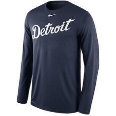 0ebacc3c2 Men's Nike Detroit Tigers Wordmark Dri-FIT Legend Tee Yankees Fan, New York  Yankees