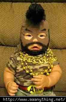 Best baby Halloween costume ever