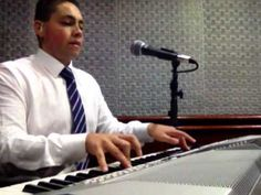 Milton Cardoso - O Espirito de Deus está aqui e Sala do trono