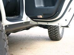 Rocker Trim for Gen 4runner Trail, 2010 4runner, Rock Sliders, 4x4, Toyota, 4 Runner, Man Stuff, Cars, Ideas