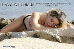 Carla Ferrer ...Beautifull woman in Menorca   Karlos Hurtado Photographer 2012  All Rights Reserved