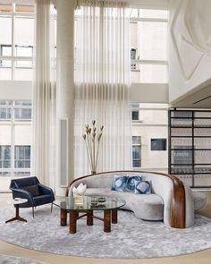 Tribeca Triplex by Amy Lau Design