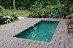 Gallery | Sundance Fibreglass Swimming Pools. lovely landscaping