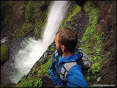Blog: Backpacking Trip to Tunnel Falls on the Eagle Creek Trail.  This route is near the PCT.