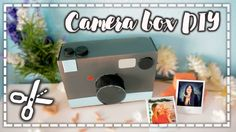 Manualidades fáciles para el 14 de febrero - Camera Box DIY - http://cryptblizz.com/como-se-hace/manualidades-faciles-para-el-14-de-febrero-camera-box-diy/