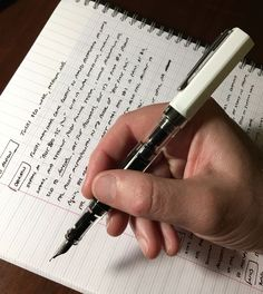 It's a bit longer than my personal preference, but I can still use the TWSBI Eco posted.