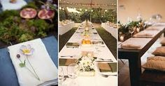 Image result for barn wedding tablescapes