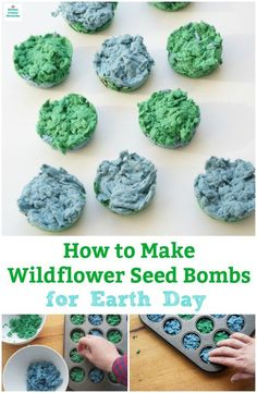 Earth Day Projects, Earth Day Crafts, Nature Crafts, Fun Crafts, Earth Day Activities, Toddler Activities, Spring Activities, Enrichment Activities, Scout Activities