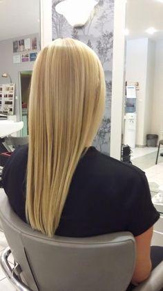 Wykonanie: Pola #FryzjerLublin #Blonde #Hair #LongHair #DlugieWlosy #Włosy #Wlosy #Fryzury #Polska #Lublin